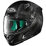 X-Lite X-802RR Ultra Carbon Puro - Casco Integral, Color Carbono, Talla L (59/60)