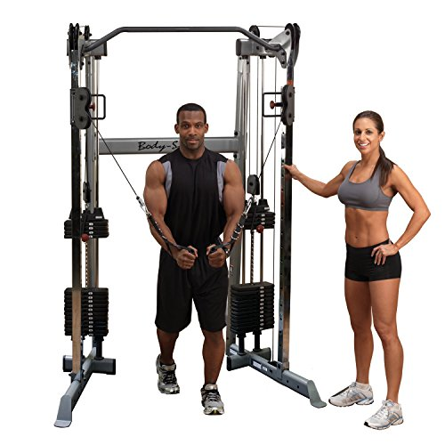 BODY-SOLID GDCC-210 Kraftstation / Cable-Crossover Functional / Training-Center