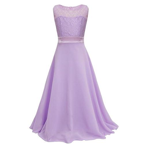Long Light Purple Dress Amazon Com