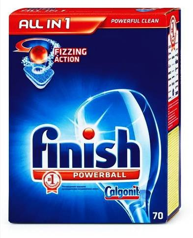 FINISH POWERBALL EN 1 (70 tabletas) - Pack de 70 TABS