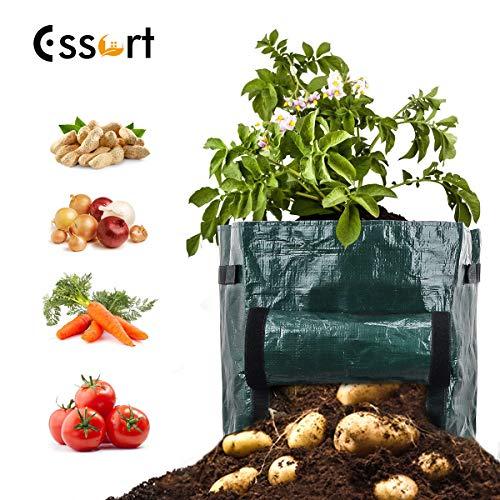8 Gallon Garden Grow Bag W/ Drainage Holes $6.39 (20% OFF Coupon)