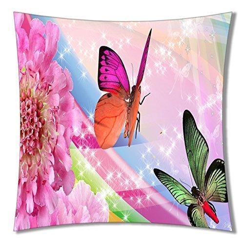 B-ssok High Quality of Pretty Flower Pillows A25