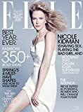 Elle Magazine January 2015 - Alternate Nicole Kidman cover [Single Issue Maga...