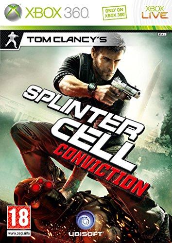 Ubisoft Tom Clancy's Splinter Cell Conviction, Xbox 360 Xbox 360 Inglés vídeo - Juego (Xbox 360, Xbox 360, Acción, M (Maduro))
