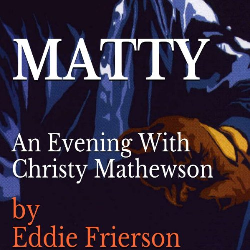 MATTY audiobook cover art