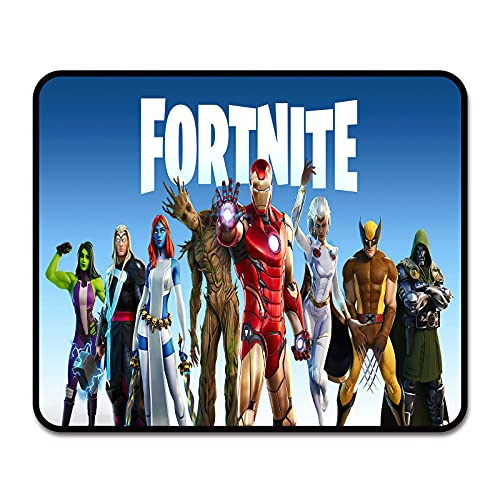 Mouse Pad Video Game Mouse Pads Desk Mat for Boy's Desktop Office Gaming Work 9.8x11.8 inches