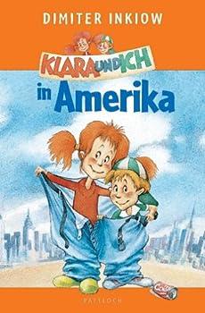 Hardcover Klara und ich in Amerika. ( Ab 6 J.). [German] Book