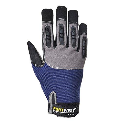Portwest A720Impact Handschuh, XL, Armada