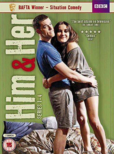 Him & Her - Series 1-4 Box Set [7 DVDs] [UK Import]