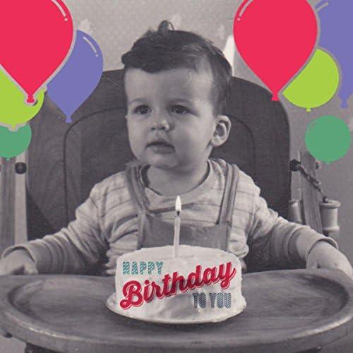 Happy Birthday, Happy Birthday Party Crew & Happy Birthday Band