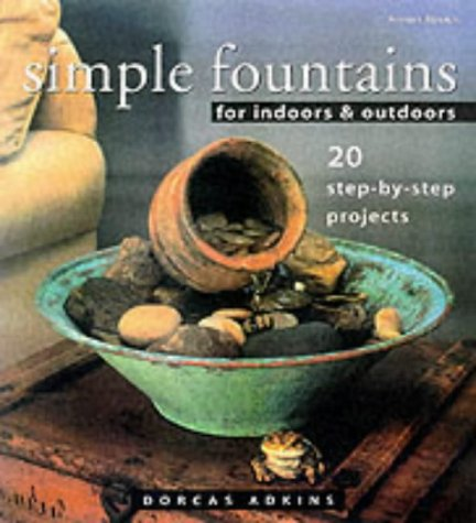 Simple Fountains for Indoors and Outdoors