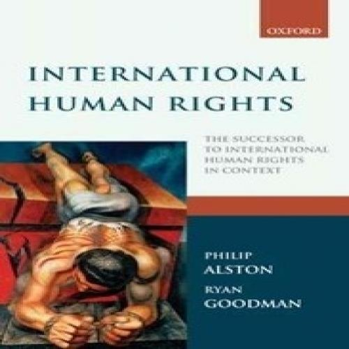 Price comparison product image International Human Rights