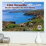 Cote Vermeille - Wo die Pyrenäen das Meer küssen (Premium, hochwertiger DIN A2 Wandkalender 2022, Kunstdruck in Hochglanz): Die Purpurküste in ... (Geburtstagskalender, 14 Seiten )