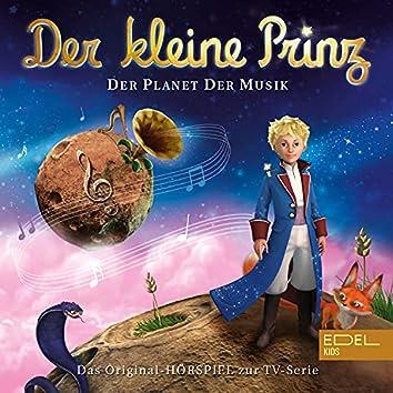 Folge 3: Der Planet der Musik (Das Original-Hörspiel zur TV-Serie)