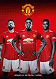 The Official Manchester United Calendar 2021