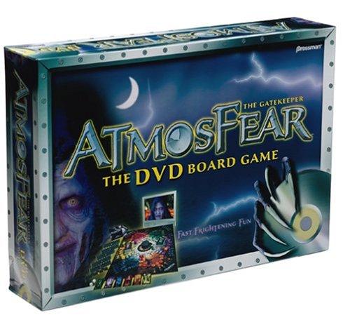 Pressman Atmosfear Interactive Board Game with DVD