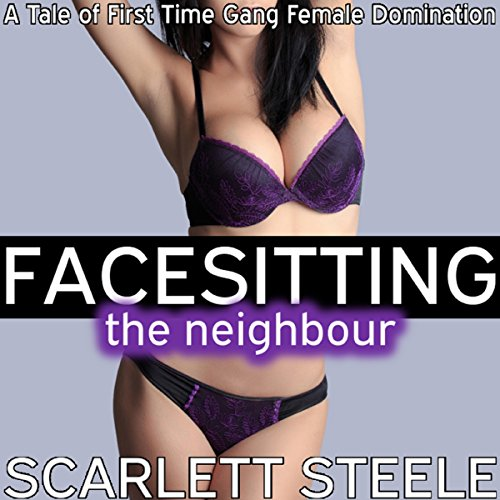 Facesitting the Neighbour audiobook cover art