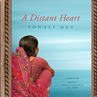 A Distant Heart audiobook cover art