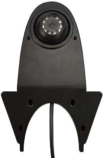 Navinio Dach Rückfahrkamera Farbkamera ersetzt dritte Bremsleuchte m. Nachtsicht für Sprinter Transporters Viano Vito Transit Ducato VW Crafter T5 Master (Modell 1 mit schwarzer Farbe)
