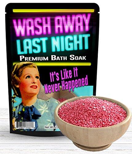 Wash Away Last Night Bath Soak