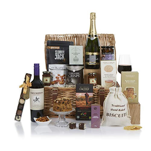 The Pure Indulgence Food Hamper - Deluxe Family and...