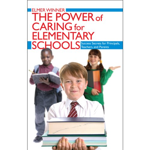 The Power of Caring for Elementary Schools audiobook cover art