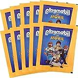 CAGO Playmobil – La película 2019 – Pegatinas coleccionables – 10 bolsas