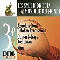 Les Syli D'or De La Musique Du Monde 2009-3eme Edi