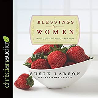 Blessings for Women audiobook cover art