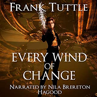Every Wind of Change audiobook cover art