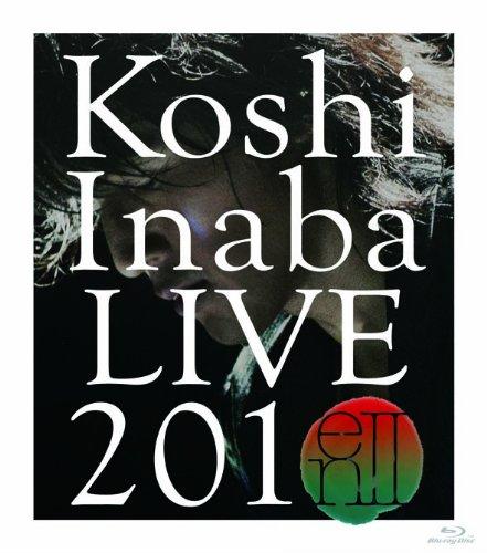 『Koshi Inaba LIVE 2010~en 2~ [Blu-ray]』のトップ画像
