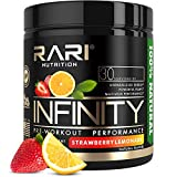 RARI Nutrition - Infinity Pre Workout Powder - Natural Preworkout Supplement for Men and Women -...