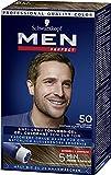 Men Perfect Schwarzkopf 50 Haartönung Natur hellbraun, hochwertige Haarfarbe gegen graue Haare 3er Pack (3 x 80ml)