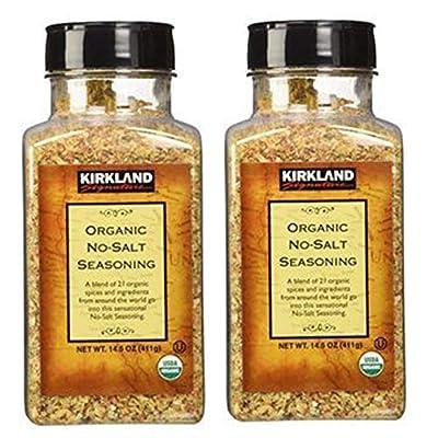 Kirkland Signature Organic No- Salt Seasonin, 14.5 Ounce
