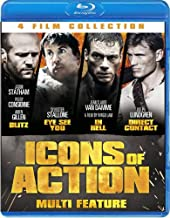 4-Film Icons of Action Set