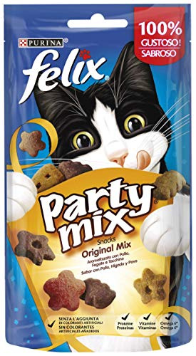 Purina Felix Party Mix 60 g ⭐