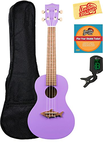 Best Concert Ukulele With Tuner Purples