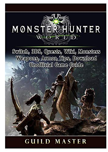 MONSTER HUNTER WORLD PS4 PC WI