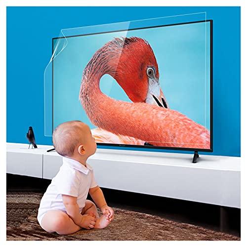KELUNIS 32-75 Pulgadas Anti Luz Azul/Anti Deslumbramiento Película De TV Protector De Pantalla,49' (1075 * 604)