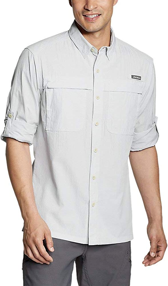 Eddie Bauer Men's Guide Long-Sleeve Shirt