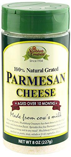 Shullsburg Creamery(シュルズバーグ クリーマリー)『パルメザンチーズ』