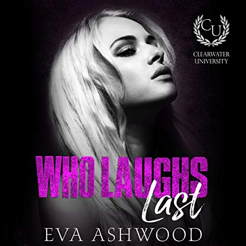 Who Laughs Last audiobook cover art