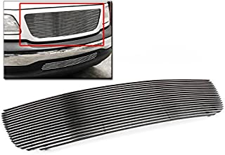 ZMAUTOPARTS Upper Billet Grille Grill Insert For 1999-2003 Ford F-150 Honeycomb Style