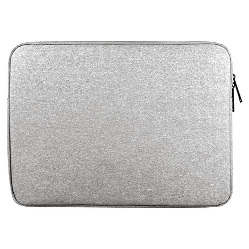 WXX Universal Wearable Oxford Cloth Soft Business Inner Package Laptop Tablet Bag, For 13.3 inch and Below Macbook, Samsung, Lenovo, Sony, DELL Alienware, CHUWI, ASUS, HP (Black) (Color : Grey)