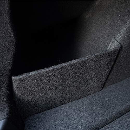 Tesla Model 3 Hinterer Kofferraum-Organizer Seitenteiler-Zubehör