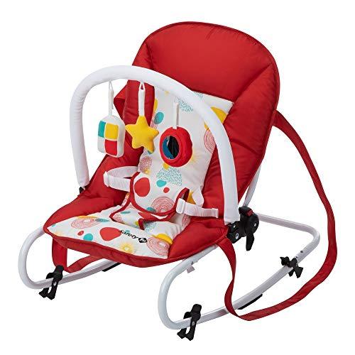 Safety 1st Koala - Hamaca bebé reclinable con Funcion meced