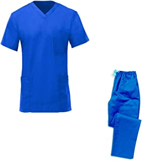 Alexandra   Unisex   Scrub Set   Ideal for Nurses and Private Health Care Workers   Loose Fitting