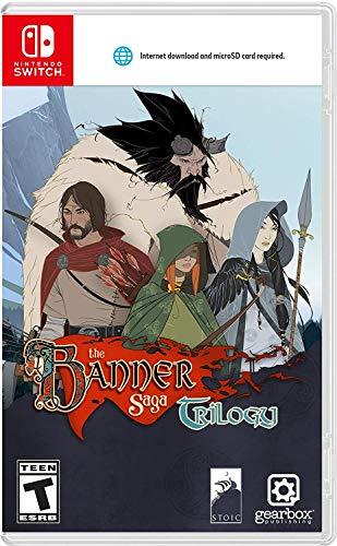 Banner Saga Trilogy [USA]