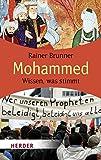 Mohammed: Wissen, was stimmt (HERDER spektrum) - Rainer Brunner