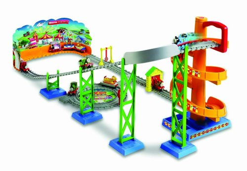 Take Along Thomas & Friends - Percy and the Carnival Set